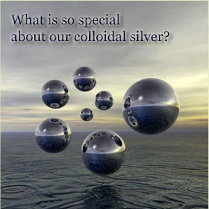 Why choose Mirax Supplements colloidal silver